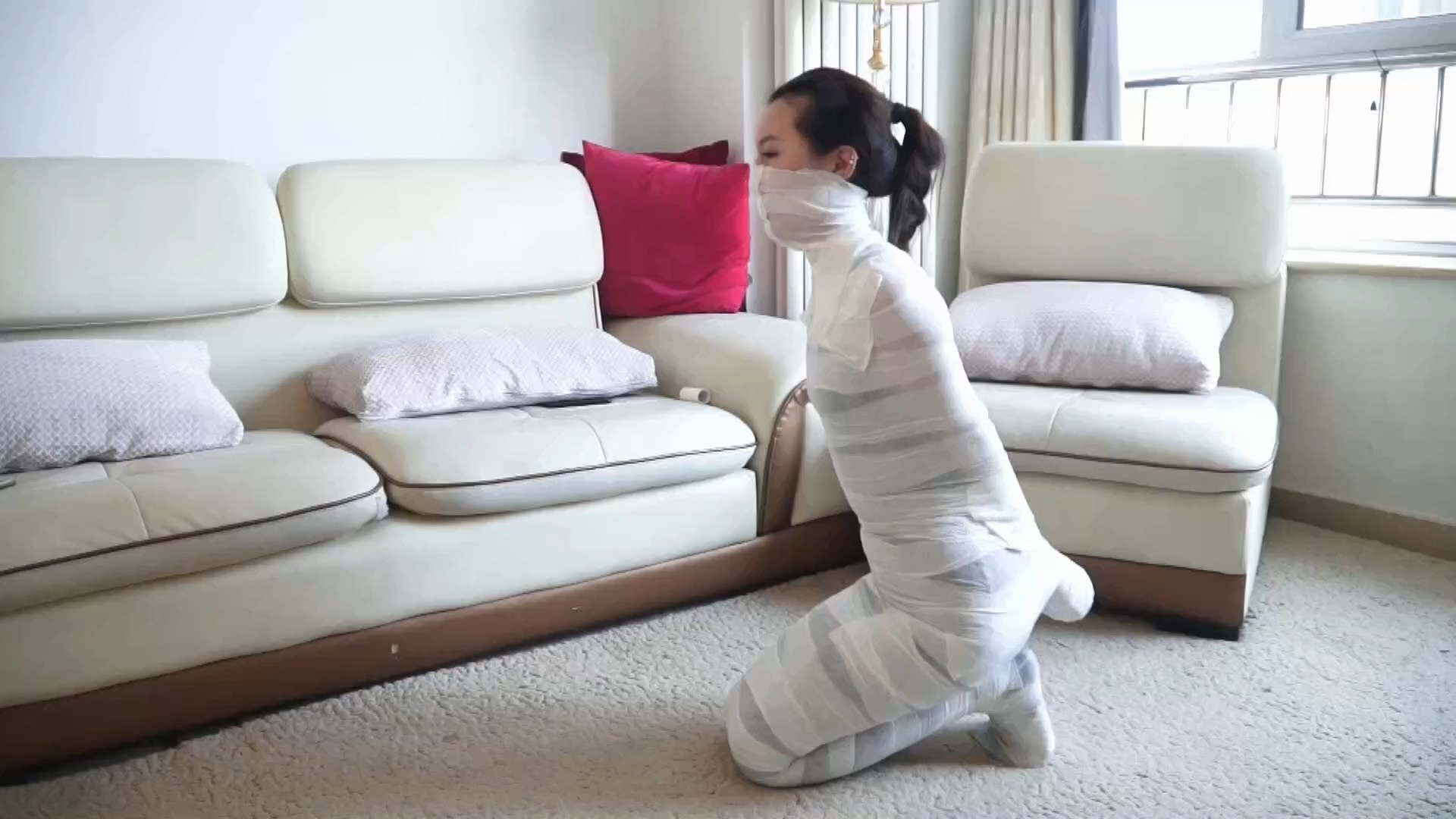 chinese and japanese bondage videos collection